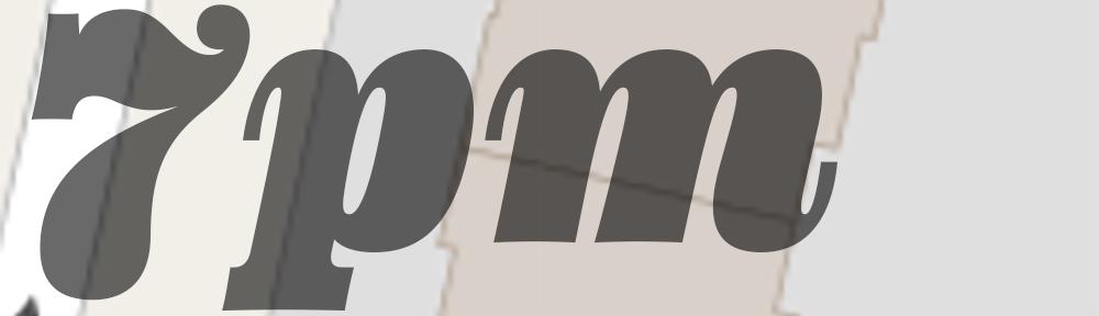 7pm Logo